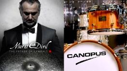 batterie-canopus-cymbales-murat-diril